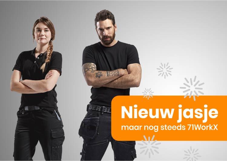 Banner home NL | Nieuw jasje