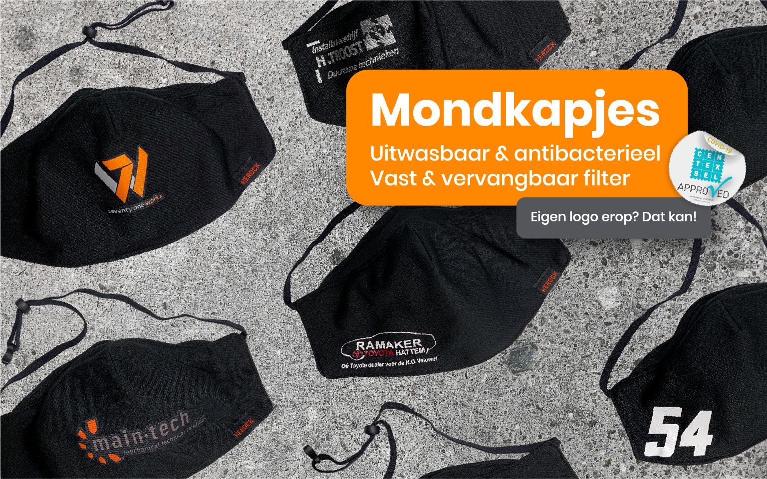Banner home NL | Mondkapjes