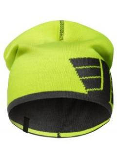 Snickers 9015 Reversible Beanie - High Vis Yellow/Steel Grey