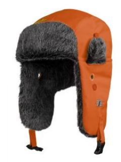 Snickers 9029 RuffWork, High Vis Pilotenmuts - High Vis Orange