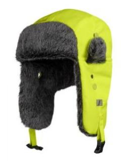 Snickers 9029 RuffWork, High Vis Pilotenmuts - High Vis Yellow