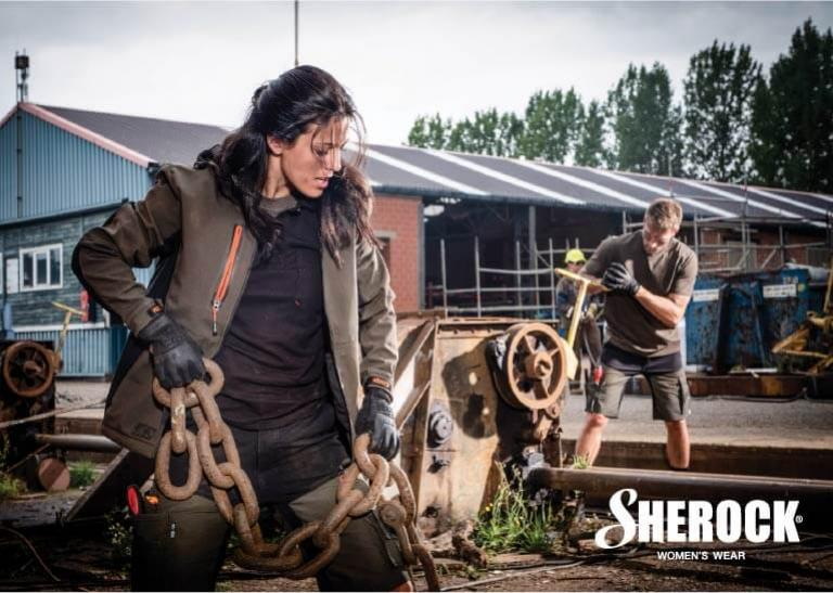 Banner damespagina NL | Sherock