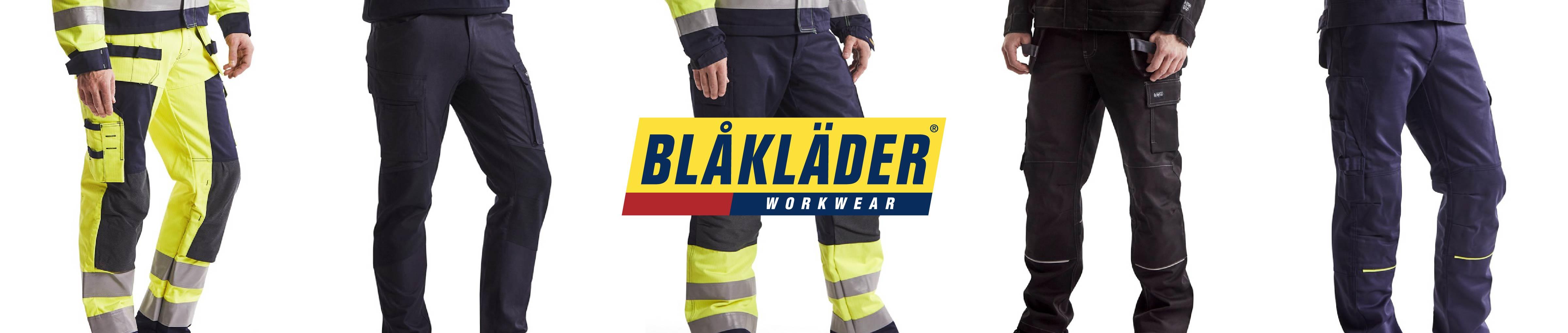 Brandvertragende werkbroeken