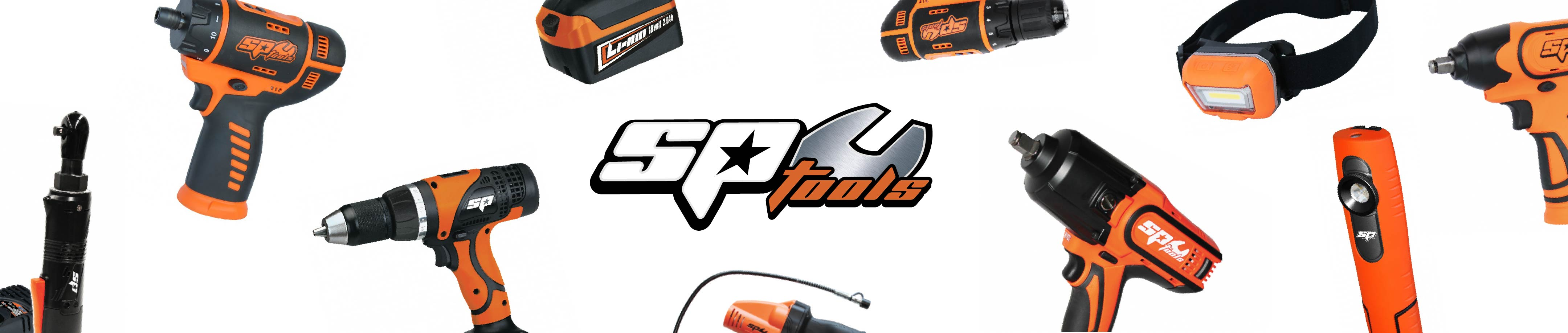 SP Tools accu gereedschap