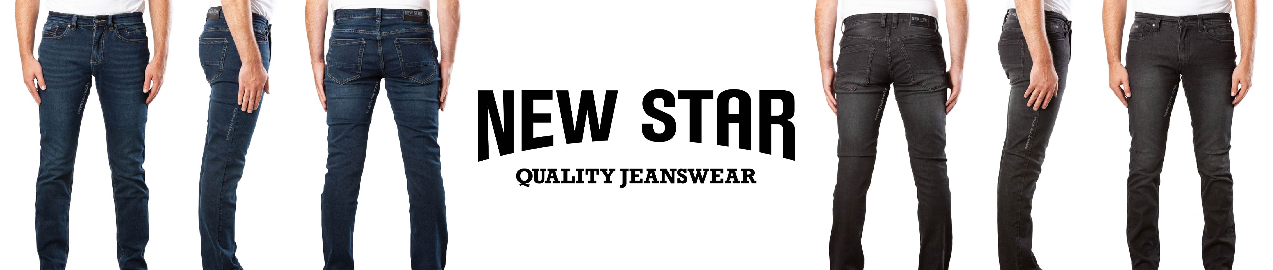 New Star jeanswear