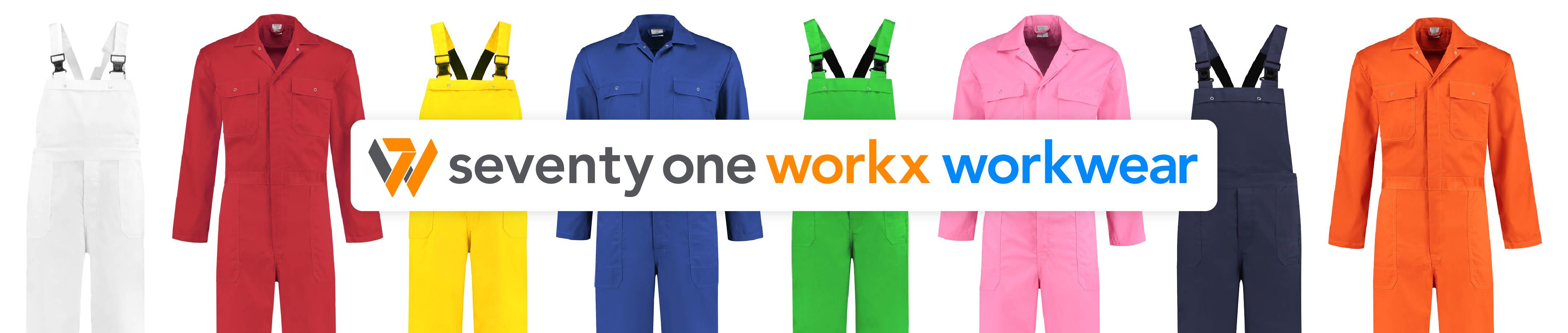 71Workx werkkleding