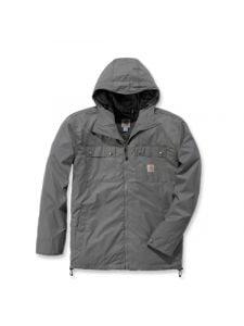 Carhartt 100247 Rockford Jacket Military - Steel