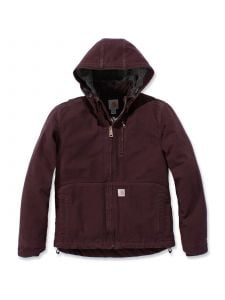 Carhartt 102248 Women's Full Swing Caldwell Jacket - Deep Wine