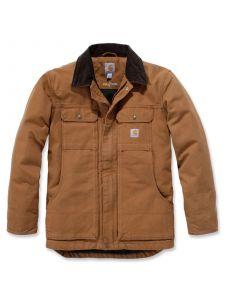 Carhartt 103283 Full Swing Sandstone Traditional Coat - C. Brown