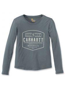 Carhartt 103929 Lockhart Graphic T-Shirt l/m - Balsam Green