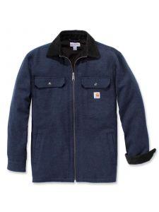 Carhartt 104074 Pawnee Zip Shirt Jacket - Twilight