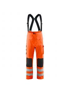 Rain Trousers High Vis Level 2 1302 High Vis Oranje - Blåkläder
