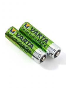 Hellberg Oplaadbare Batterijen
