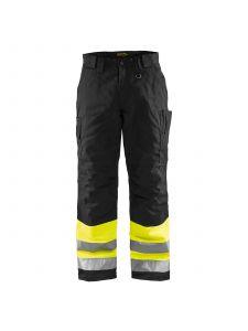 Winter Trouser High Vis 1862 High Vis Geel/Zwart - Blåkläder