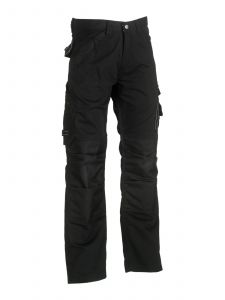 Herock Apollo Work Trousers Shortleg 23MTR1805BK