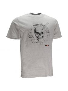 """Safety First"" T-Shirt Korte Mouwen - Herock Workwear"