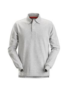 Snickers 2612 AllroundWork, Rugby Shirt - Grey