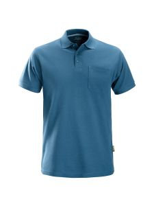 Snickers 2708 Classic Poloshirt - Ocean Blue