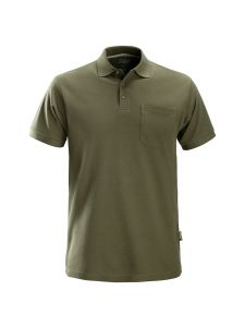 Snickers 2708 Classic Poloshirt - Olive Green