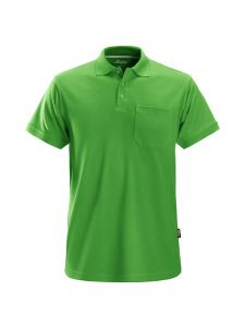 Snickers 2708 Classic Poloshirt - Apple Green