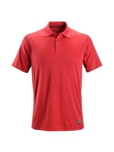 Snickers 2711 A.V.S Poloshirt - Chili Red