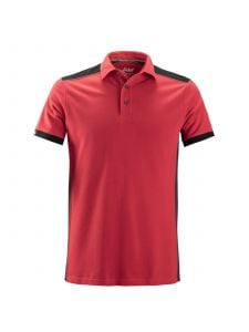 Snickers 2715 AllroundWork, Poloshirt - Chili Red