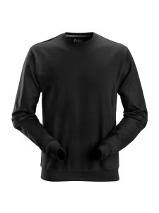 Snickers 2810 Sweatshirt - Black