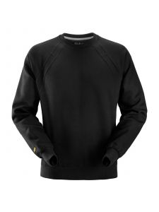 Snickers 2812 Sweatshirt met MultiPockets™ - Black