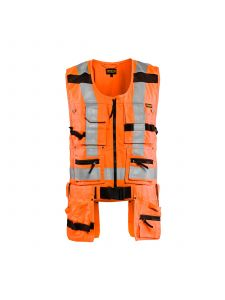 High Vis Tool Vest 3032 High Vis Oranje - Blåkläder