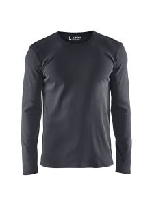 Blåkläder 3314-1032 T-shirt l/s - Dark Grey