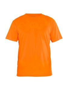 Blåkläder 3331-1011 Functional UV-Protected T-shirt - High Vis Orange