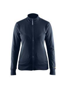 Blåkläder 3372-1158 Women's Sweatshirt - Dark Navy