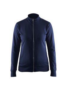 Blåkläder 3372-1158 Women's Sweatshirt - Navy