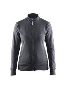 Blåkläder 3372-1158 Women's Sweatshirt - Dark Grey