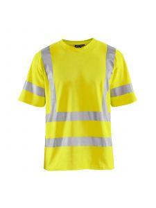 UV T-Shirt High Vis 3380 High Vis Geel - Blåkläder