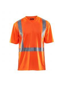 UV T-shirt High Vis 3382 High Vis Oranje - Blåkläder