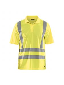 UV-Poloshirt High Vis 3391 High Vis Geel - Blåkläder