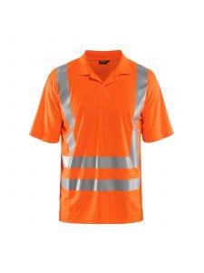 UV-Poloshirt High Vis 3391 High Vis Oranje - Blåkläder