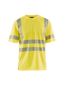 UV T-shirt High Vis 3420 High Vis Geel - Blåkläder