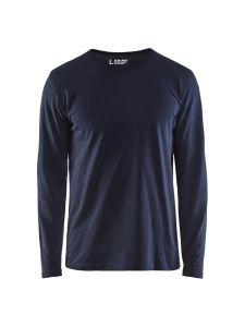 Blåkläder 3500-1042 T-shirt l/s - Dark Navy