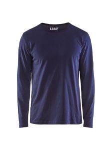 Blåkläder 3500-1042 T-shirt l/s - Navy