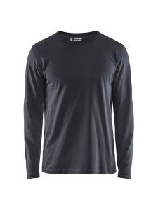 Blåkläder 3500-1042 T-shirt l/s - Dark Grey