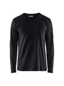 Blåkläder 3500-1042 T-shirt l/s - Black