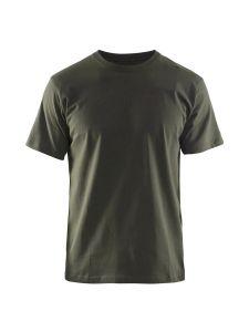 Blåkläder 3525-1042 T-shirt - Green