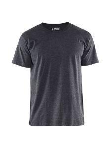 Blåkläder 3525-1053 T-shirt - Black Melange