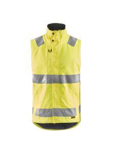 High Vis Waistcoat 3870 High Vis Geel - Blåkläder