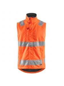 High Vis Waistcoat 3870 High Vis Oranje - Blåkläder