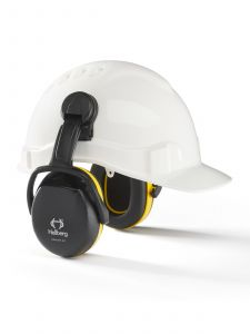 Hellberg Secure 2 Bevestiging Gehoorbeschermers Cap/Helm