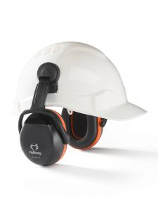Hellberg Secure 3 Bevestiging Gehoorbeschermers Cap/Helm