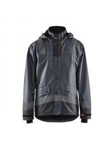 Rain Jacket Level 2 4322 Donkergrijs/Zwart - Blåkläder